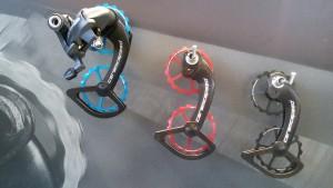 Nye 17 tands pulleyhjul fra Ceramicspeed.